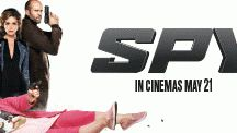 SPY / Susan Cooper (Melissa McCarthy) is an unassuming, deskbound CIA analyst, and the unsung hero behind the Agency's most dangerous missions. But when her partner (Jude Law) falls off the grid and another top agent (Jason Statham) is compromised, she volunteers to go deep undercover to infiltrate the world of a deadly arms dealer, and prevent a global disaster. http://evc.ec/spy