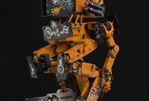 Robot keren