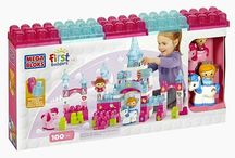 Mega Bloks First Builders 80457-Crystal Palace REVIEWD