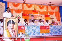 Tirunelveli district AISMK Party meeting at Kutthukalvalasai