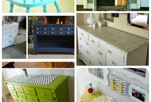 Furniture creations / by Heather Figlan