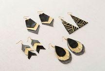 Jewellery leather