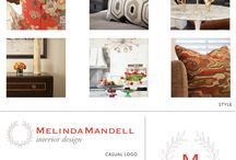 Branding Portfolio / Examples of Coupar Consulting's logo, website, and branding design.