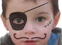 Make up niños