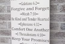 Verses and Sayings