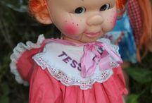 Tessie Talk doll