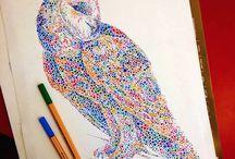 toll rajzok