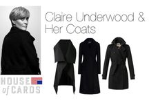 Claire Underwood Style, HOC / House of Cards