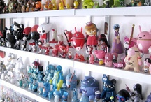 Toy Collection Display Ideas / Toy Collection Display Ideas
