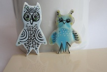 Owl's  / by Nikki Clore-Bell