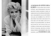 Marilyn / by Tiffany Johnson