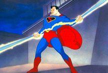 Superman &  family / by Steven Gonzales