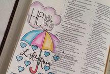 Hosea Bible Journaling
