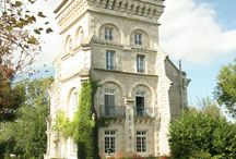 French Architecture... / Amazing Architecture found in France...
