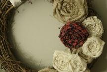 Wreaths / by Jennifer Griffin