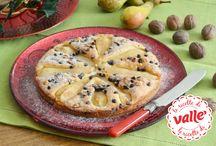 Torte e Dolci Senza Uova / Valle' presenta le sue ricette per deliziosi dolci che non prevedono l'utilizzo di uova tra gli ingredienti!