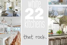 Wishing White Kitchen
