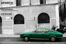 APARCH website / APARCH [.&Y+] fotografia comunicazione grafica
