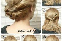 Easy hairupdO