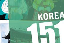 Korea 151 / Ein Land zwischen K-Pop und Kimchi in 151 Momentaufnahmen