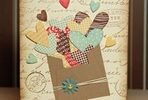 Cards / by Carri Ward (blogmefit.blogspot)