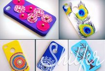 Show off your personal style by protecting your iPhone with our Handmade Case! / Shilfer.com Sells #HandMadeStuff
