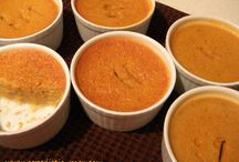 GAPS - Custards, flans, puddings