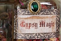 Gypsy Land / by Effie Blasini, LMT - Starseed