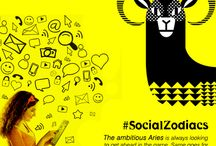 Social Zodiacs / Your Zodiac sign based on your social media habits