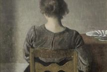 Art Painter Vilhelm Hammershei
