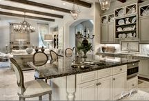 Kitchens that cook! / by Janis Delman