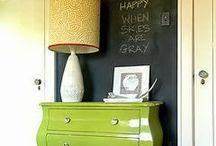 Renovar muebles y decoracion / by Jolanta Lasek