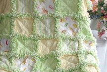 Rag Quilts - Baby