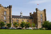 Haunted Castles of UK Honeymoon / by Psychic Siamese Terror