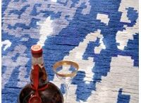 Blue me away / All our carpets in the colour Blue- to get over the Monsoon blues