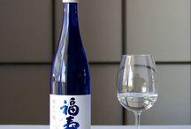 Japanese SAKE - 日本酒 / 『芳信庵 ワインショップ』の日本酒