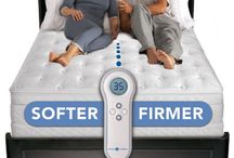Marcia / I tried the new Sleep Number bed free from Smiley360. A great invention but doesn't come in an extra firm edition which I definitely need.