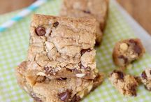 recipes to try: Bars and Brownies