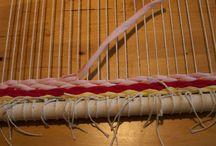 telai e tessitura