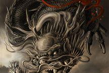 Изображение дракона