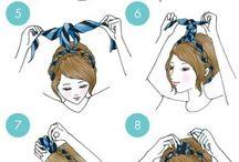 Hair-play