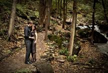 Engagement pictures / Tiffany Falls, Dundurn Castle / by Jennifer Cherneta