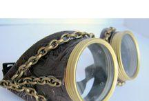Steampunk / Inspiracje do biżuterii, skrzyneczek i akcesoriów
