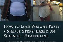 Three step diet plan