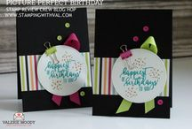 Stampin' Up - Picture Perfect Birthday