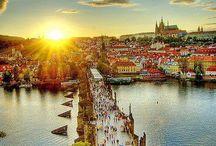 Places Traveled - CZECH REPUBLIC