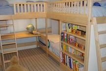Kid's Room / by Kate Jones