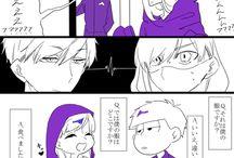 にょた松さぁん・:*+.\(( °ω° ))/.:+