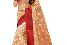 Casual Saree Collection by weddingflares
