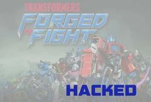 Transformers Forged to Fight Hack